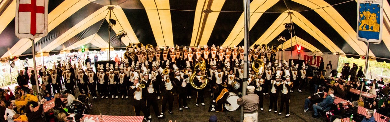 Marching Band Competition – The Columbus Italian Festival